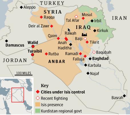 ISIL Iraq Recent Developments Mutatis Mutandis